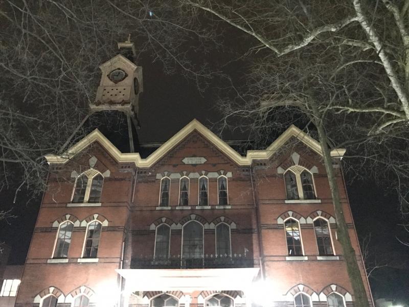 Wicomico Courthouse