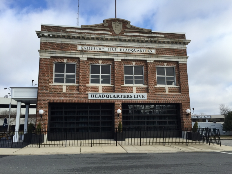 Firehouse Headquarters - Salisbury MD