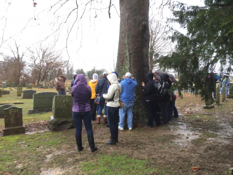 Church Creek Cemetery - Dorchester