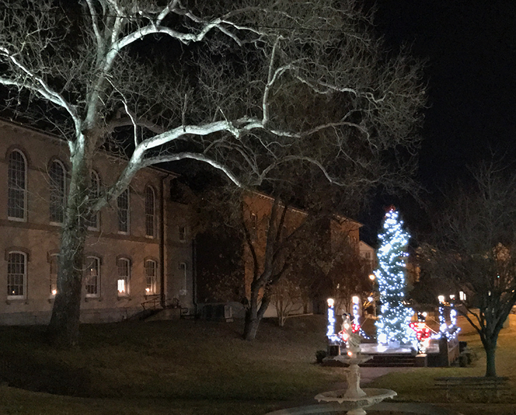 Christmas in Spring Valley - Cambridge