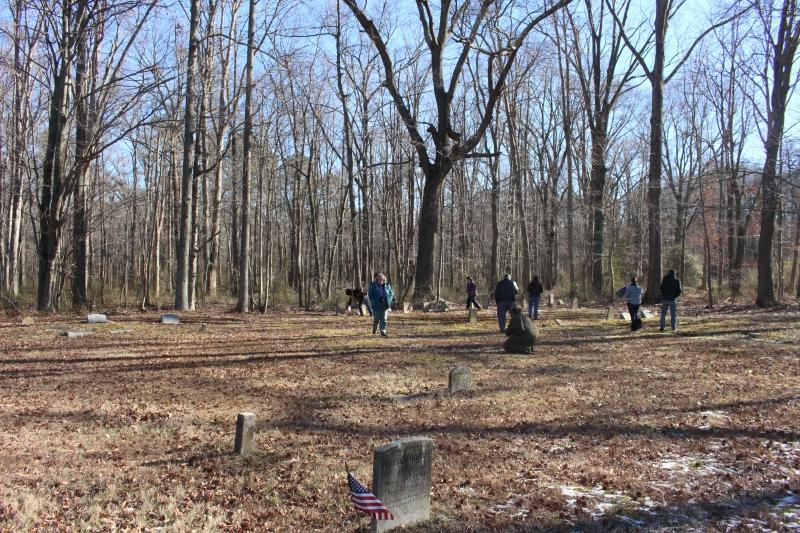 Unionville Graveyard