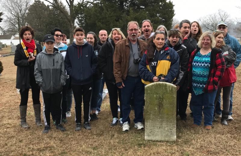 Marshall Price's Grave