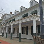 The Washington Inn & Tavern - haunted by ladies who walk the halls and stairs. - and Yes, GW slept here.