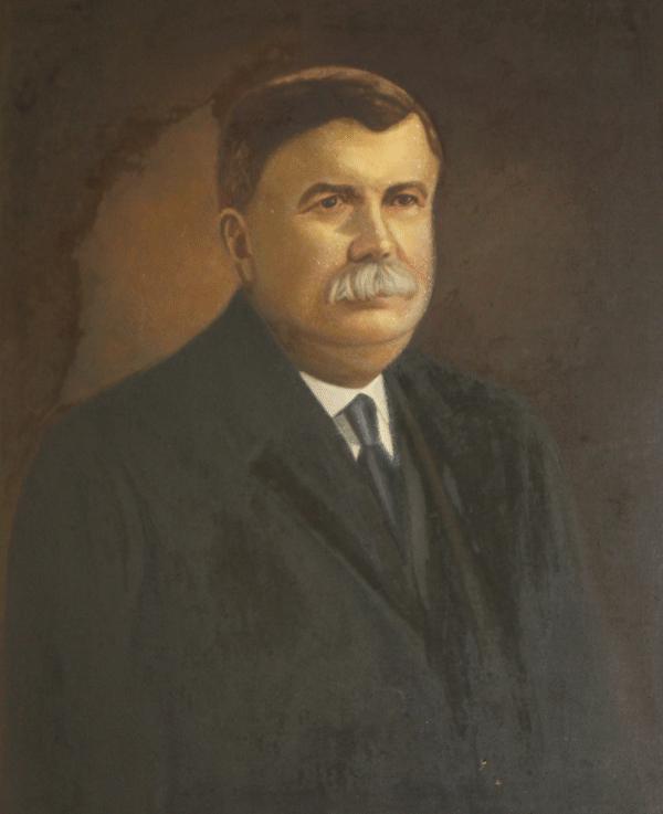 Banker George Woolford - Cambridge