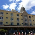 Plim Plaza Hotel in Ocean City is said to be blessed with an angel who helps in times of need.