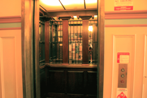 Avalon Theater Elevator