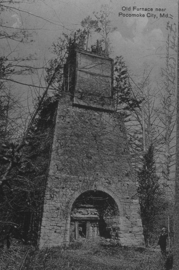 Pocomoke-ironfurnace