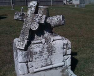 Denton Cemetery - Annie Belle Carter