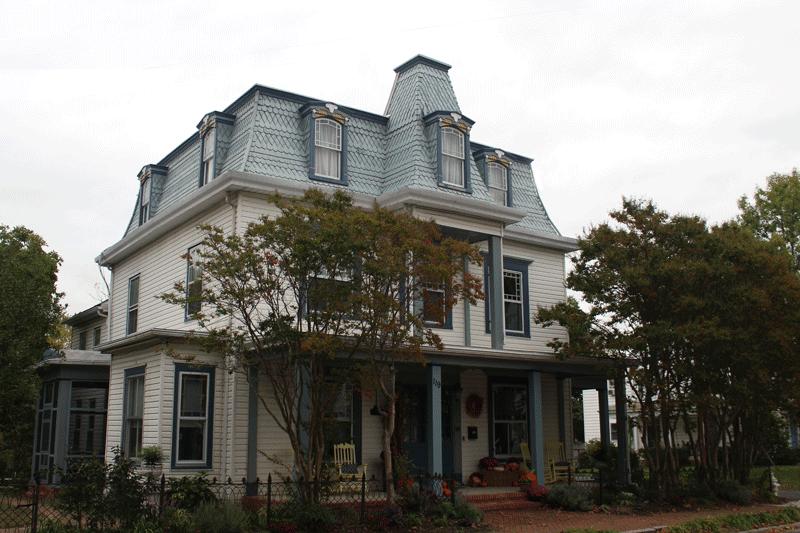 Taylor House Denton Md