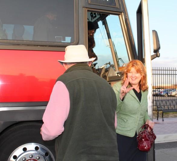 Haunted Bus Tour Guest