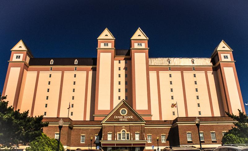 Dunes Manor Hotel in Ocean City MD