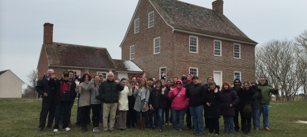 Ocean City Ghost and Graveyard Bus tour
