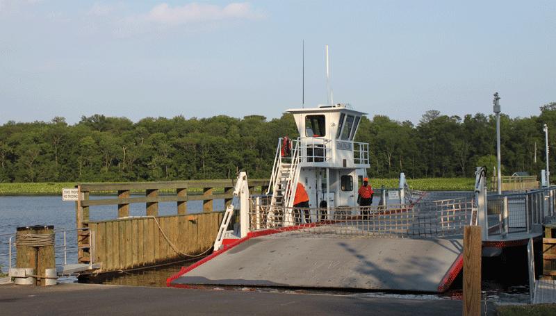 Woodland Ferry Nanticoke Delaware