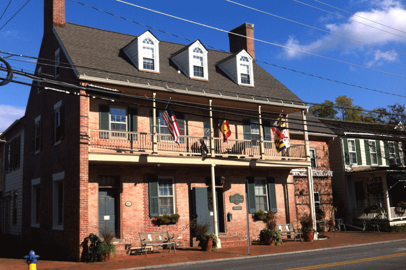Old Brick Inn - St. Michaels