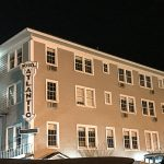 Atlantic Hotel in Ocean City - said to be haunted by the spirit of Dr. Charles Purnell - former owner