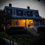 Victoriana Inn - St. Michaels MD, said to be haunted by a spirit who leaves pennies behind.