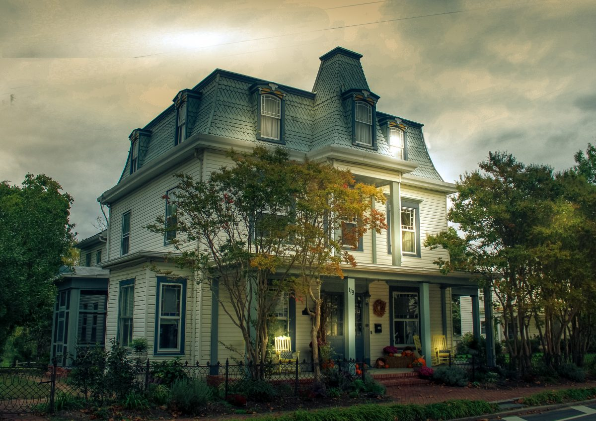 Ghost Tours in Denton Maryland - The Taylor House
